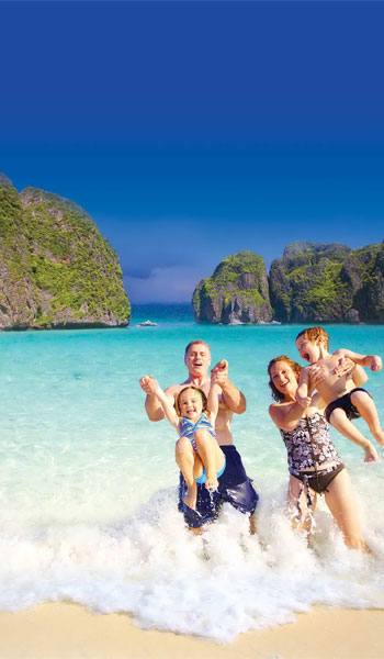 Phi Phi – Maya Bay – Bamboo Islands by Private Charter