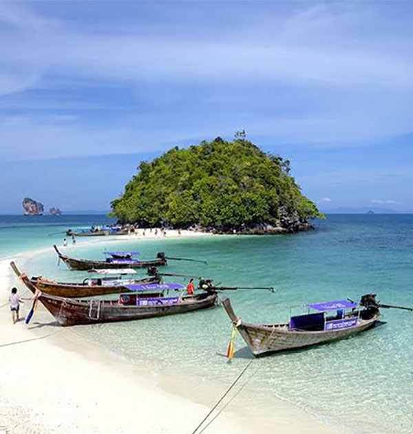 Unseen Krabi by Private Charter